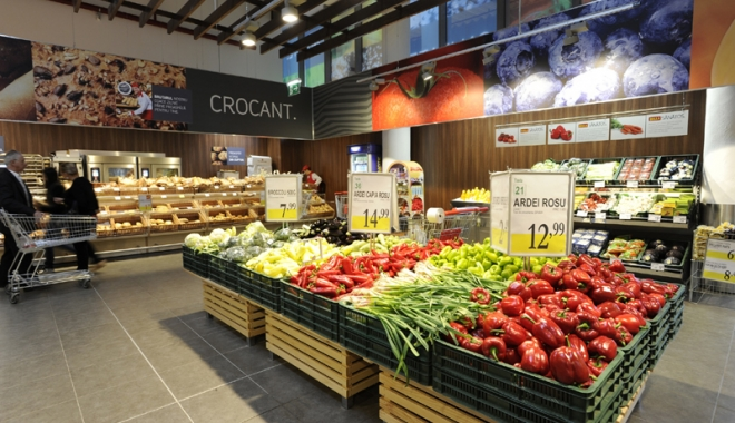 Foto: Legea produselor româneşti  în magazine nu e pe placul UE