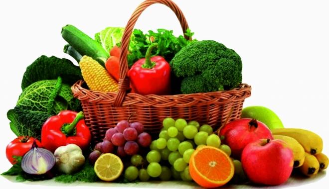 Foto: Săptămâna legumelor şi fructelor donate, în judeţul Constanţa