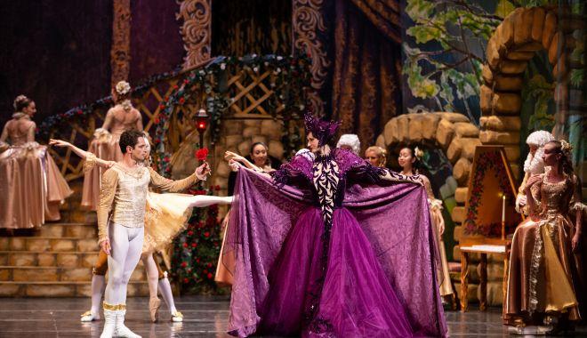 """Foto: """"Frumoasa şi Bestia"""", pe scena Teatrului """"Oleg Danovski"""""""