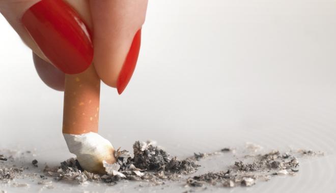 Foto: Fumatul a fost, este şi va rămâne o importantă problemă de sănătate publică