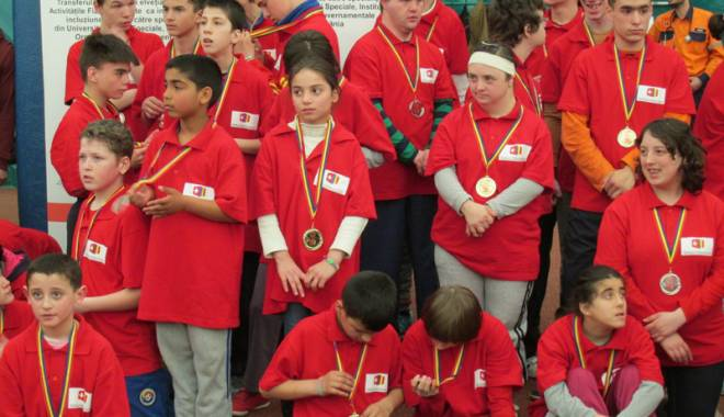 Foto: Super-proiect, implementat de Fundaţia Special Olympics la Constanţa
