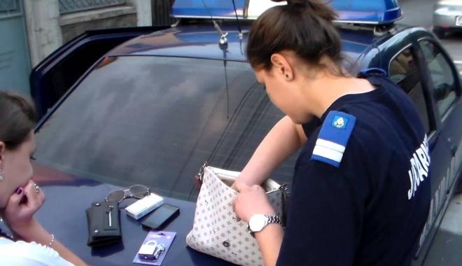 Foto: Acuzat că a furat telefoanele mai multor turişti din Bucureşti