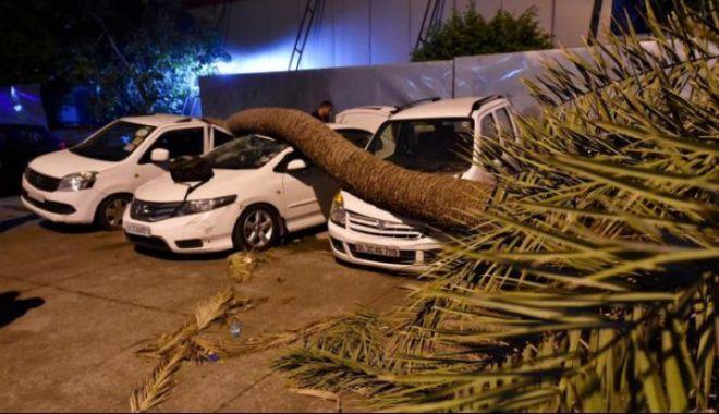 Foto: Furtună ucigaşă / Cel puţin 41 de oameni şi-au pierdut viaţa