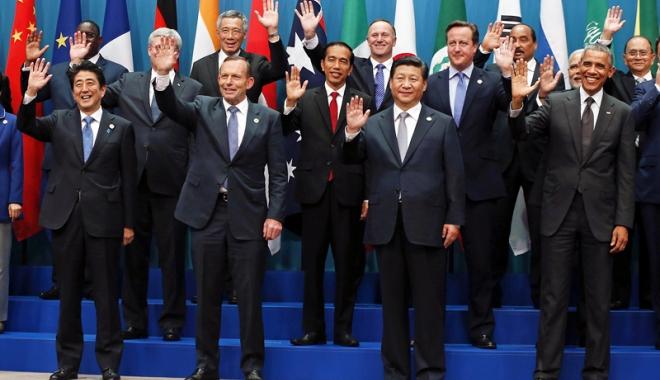 """Foto: """"G20 ar trebui să-şi asume un rol de conducere în probleme majore"""""""