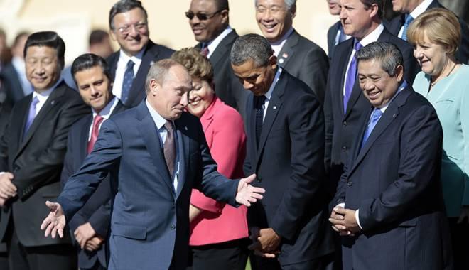Foto: Vladimir Putin a plecat de la summitul G20 înainte de final, pe fondul tensiunilor