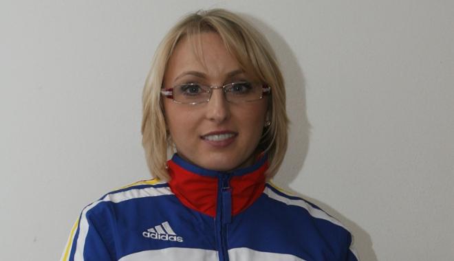 Foto: Gabriela Szabo este noul director general al CSM Bucureşti