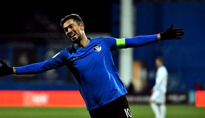 Foto: Gabriel Iancu, golgheter în Liga I