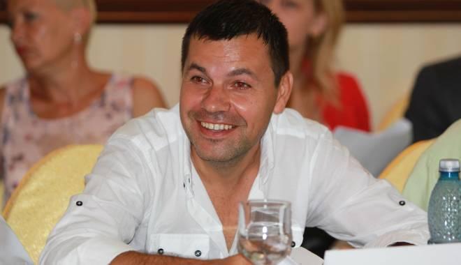 Foto: Gabi Stan ar putea părăsi fotoliul de viceprimar. Făgădău îl aşteaptă la discuţii