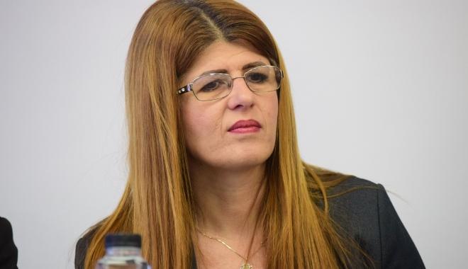 Foto: Gabriela Bucovală REVINE la conducerea Inspectoratului Școlar Județean Constanța