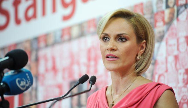 Foto: Gabriela Firea a pierdut toate funcțiile  de conducere din PSD