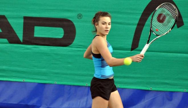 Foto: Tenis / Gabriela Ruse și Cristina Ene, în semifinalele turneului futures de la Arad