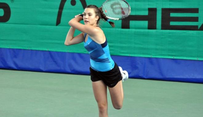 Tenis / Gabriela Ruse, în finala turneului futures de la Arad - gabrielaruse2-1502553745.jpg