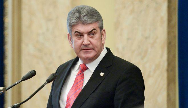 Foto: Gabriel Oprea: UNPR  va participa la alegerile europarlamentare