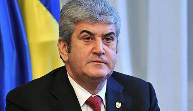 Foto: Gabriel Oprea, primul pe lista UNPR la alegerile din 26 mai