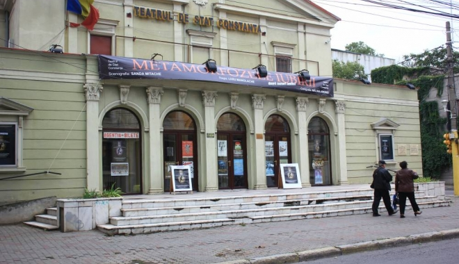 Foto: Invitaţie la Teatrul de Stat Constanța