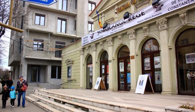 Foto: Gală aniversară la Teatrul de Stat