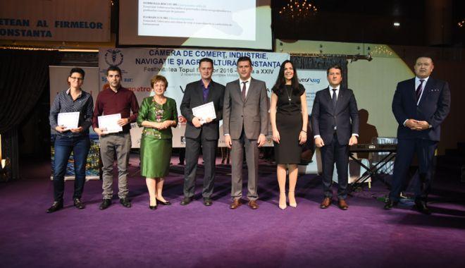 Foto: Gala Topului firmelor constănțene  are loc pe 1 noiembrie