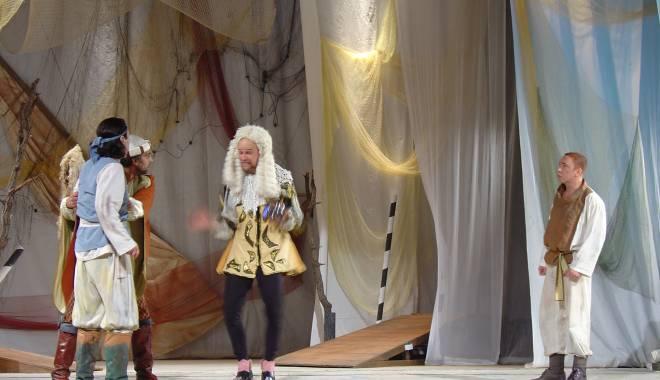 Foto: O poveste plină de culoare, la Teatrul de stat