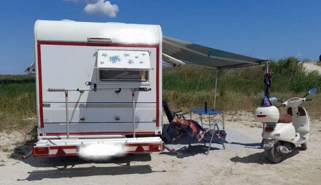 Controale şi amenzi uriaşe, pe plajele din Corbu şi Vadu - galeriefotoplajesalbatice2-1627379656.jpg