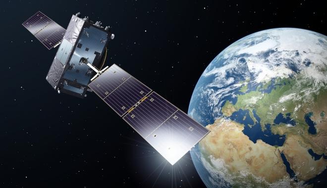 Foto: Unele ceasuri atomice de pe sateliții din rețeaua europeană de navigație nu mai funcţionează