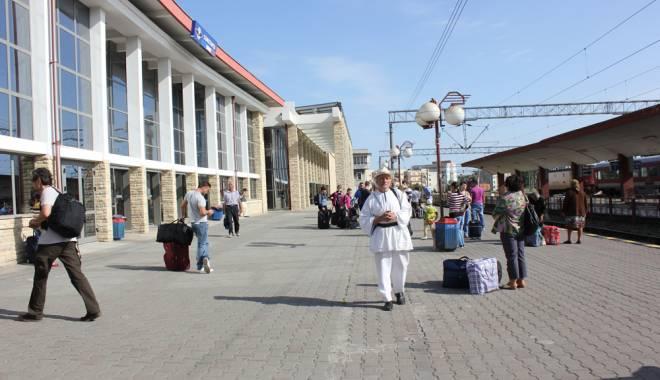 Foto: CFR Călători. Se schimbă mersul trenurilor