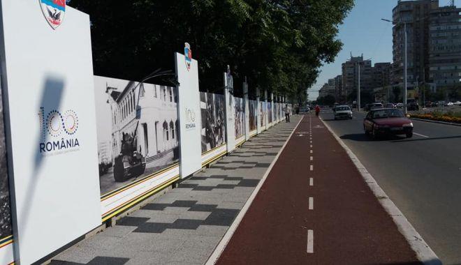 Foto: La Constanţa, beton şi sârmă ghimpată, la Buzău, imagine europeană. De ce unii pot, iar alţii…
