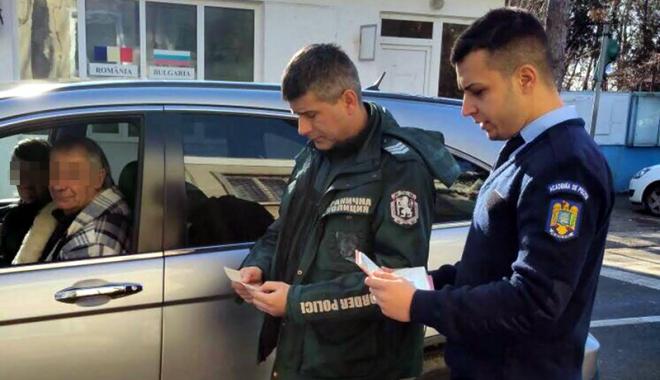 Trei autoturisme de lux semnalate ca fiind furate,  descoperite la Constanţa - garda-1544085307.jpg