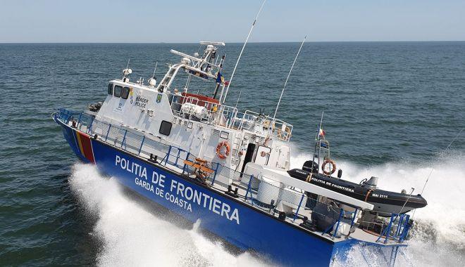 Foto: Garda de Coastă, operațiune de amploare pe Marea Neagră