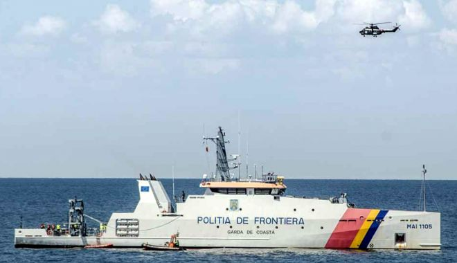 Foto: Garda de Coastă, în luptă cu imigraţia ilegală şi contrabanda, la Constanţa. Ce măsuri vor fi luate