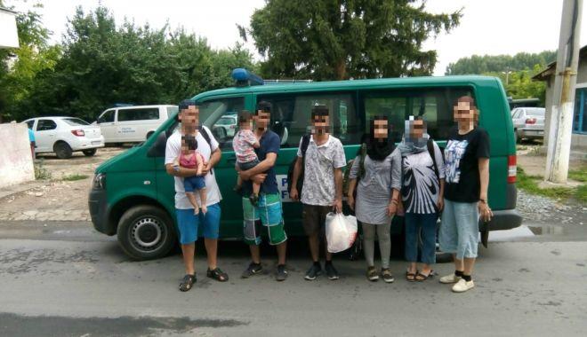 Garda de Coastă. Șapte irakieni și un iranian, opriţi la frontiera cu Bulgaria - gardadecoasta1-1531211149.jpg