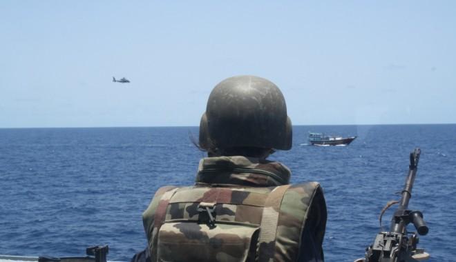 Foto: Gărzile înarmate au respins atacul asupra unei nave chinezeşti