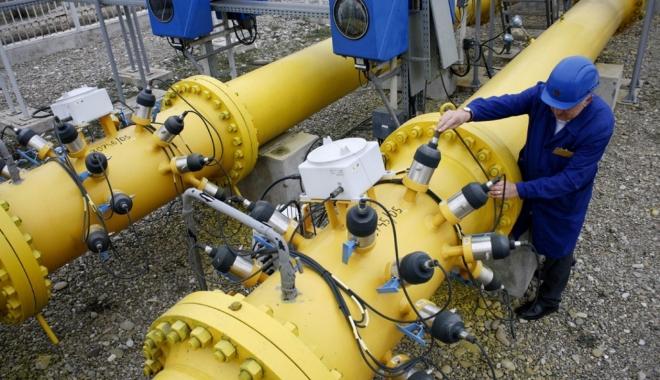 Foto: Un nou proiect de gazoduct în zona Mării Negre