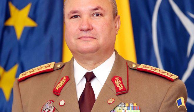 Foto: Şeful Statului Major al Apărării,  Nicolae Ciucă, vizită la garnizoana Mangalia
