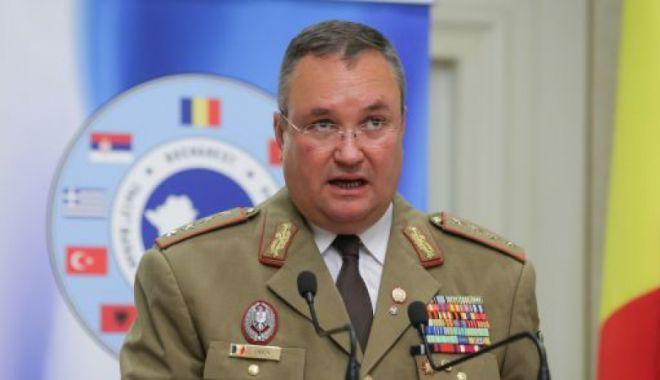 Ministrul Apărării: Cei opt militari români aflaţi în Turcia sunt în afara oricărui pericol - generalulnicolaeciucastiumilitar-1604090670.jpg