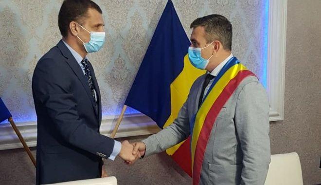 Gheorghe Cojocaru, învestit în funcția de primar al orașului Murfatlar - george22bun-1603637990.jpg