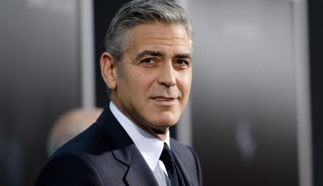 Foto: Clooney la marşul de comemorare a genocidului împotriva armenilor