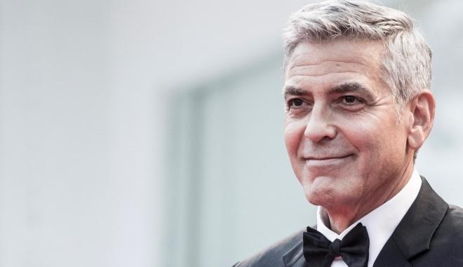 Foto: George Clooney vrea să renunţe la actorie: Acum nu mai am nevoie de bani