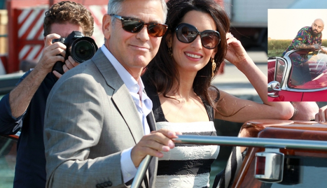 Foto: George Clooney şi soţia lui vor deveni părinţi de gemeni