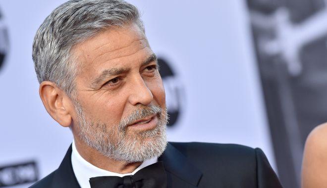 Foto: George Clooney revine în televiziune după 20 de ani