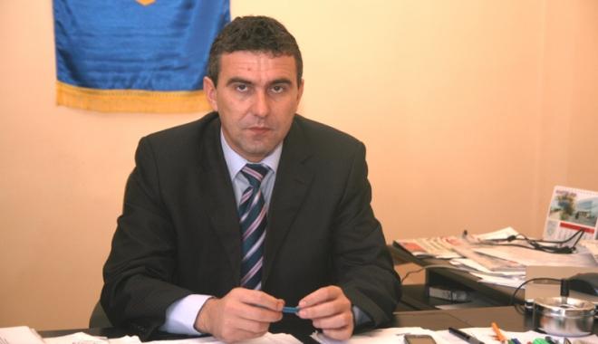 Foto: Fostul primar George Cojocaru, reconfirmat preşedinte al PNL Murfatlar
