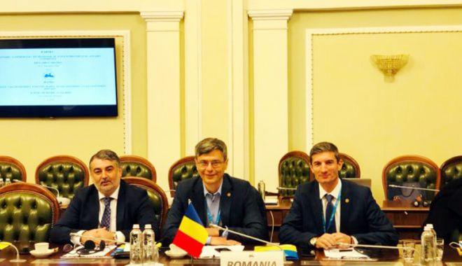 """Foto: """"Regiunea Mării Negre trebuie  să continue să se dezvolte mai ales pe plan economic"""""""