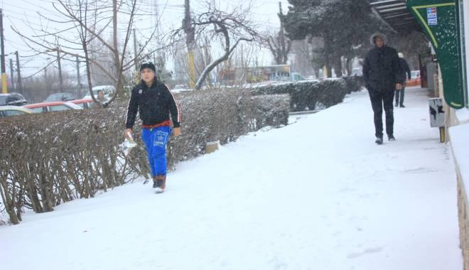 Foto: ANM AVERTIZEAZĂ: GER DE CRAPĂ PIETRELE, ÎN URMĂTOARELE ZILE, LA CONSTANŢA. Ce temperaturi ne aşteaptă
