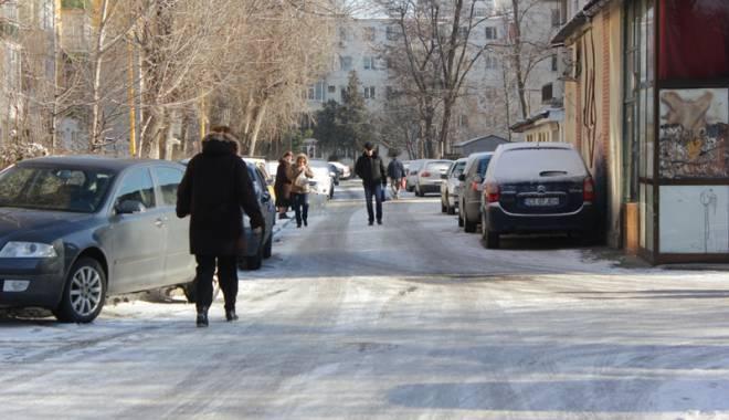 Foto: Iarnă în aprilie! Cum va fi vremea în următoarele ore, la Constanţa