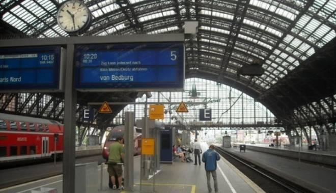 Foto: Greve de amploare în Germania şi Portugalia