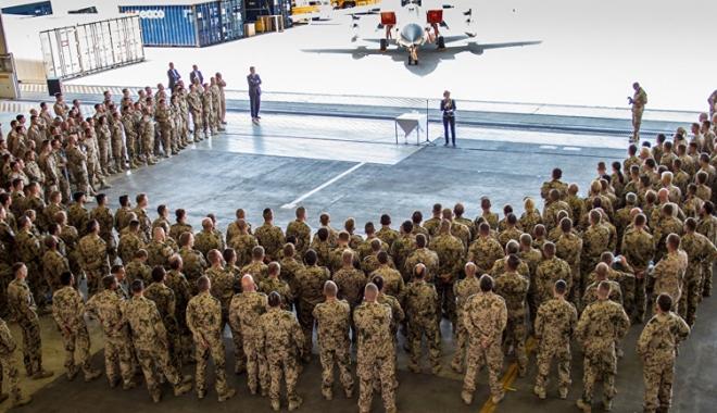 Foto: Germania cere SUA să intervină în disputa  privind baza aeriană turcă de la Incirlik
