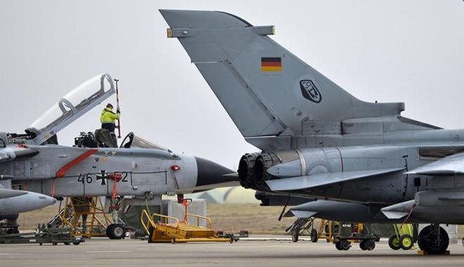 Foto: Germania a început să îşi retragă trupele de la baza aeriană turcă Incirlik
