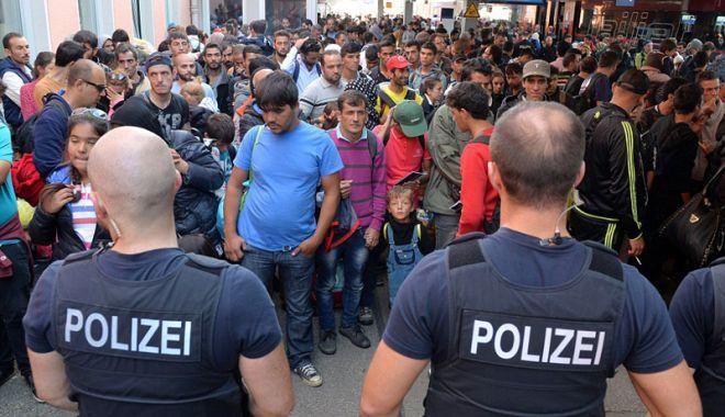 Foto: Germania va cheltui 78 de miliarde de euro pentru migraţie