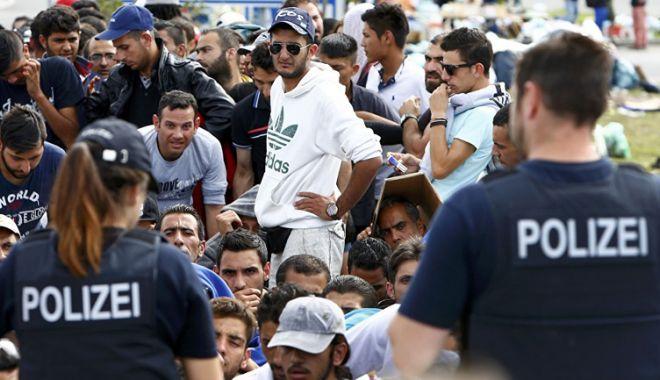 Foto: Germania a finalizat un acord cu Italia privind returnarea migranţilor