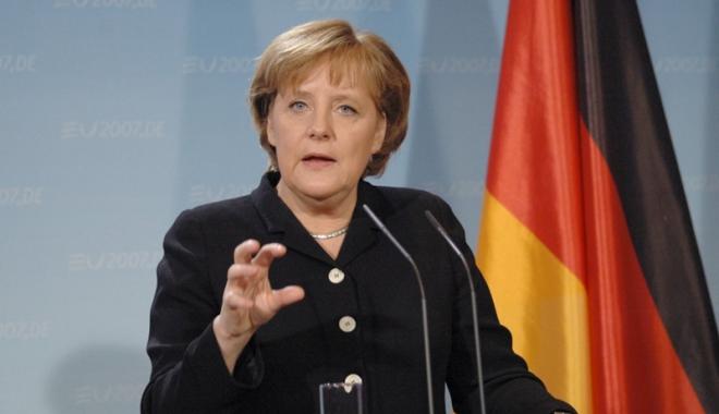 Foto: Germania: Exporturile de arme au crescut sub Guvernul condus de Angela Merkel