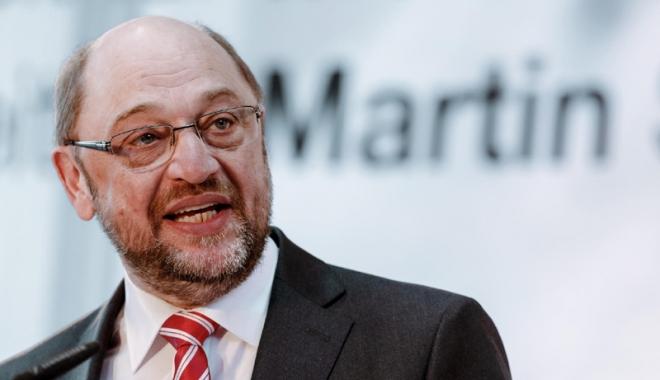 Foto: Germania:  Martin Schulz  vrea  să rămână liderul SPD